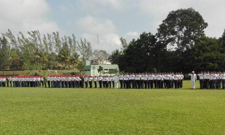 Da inicio Servicio Militar Nacional