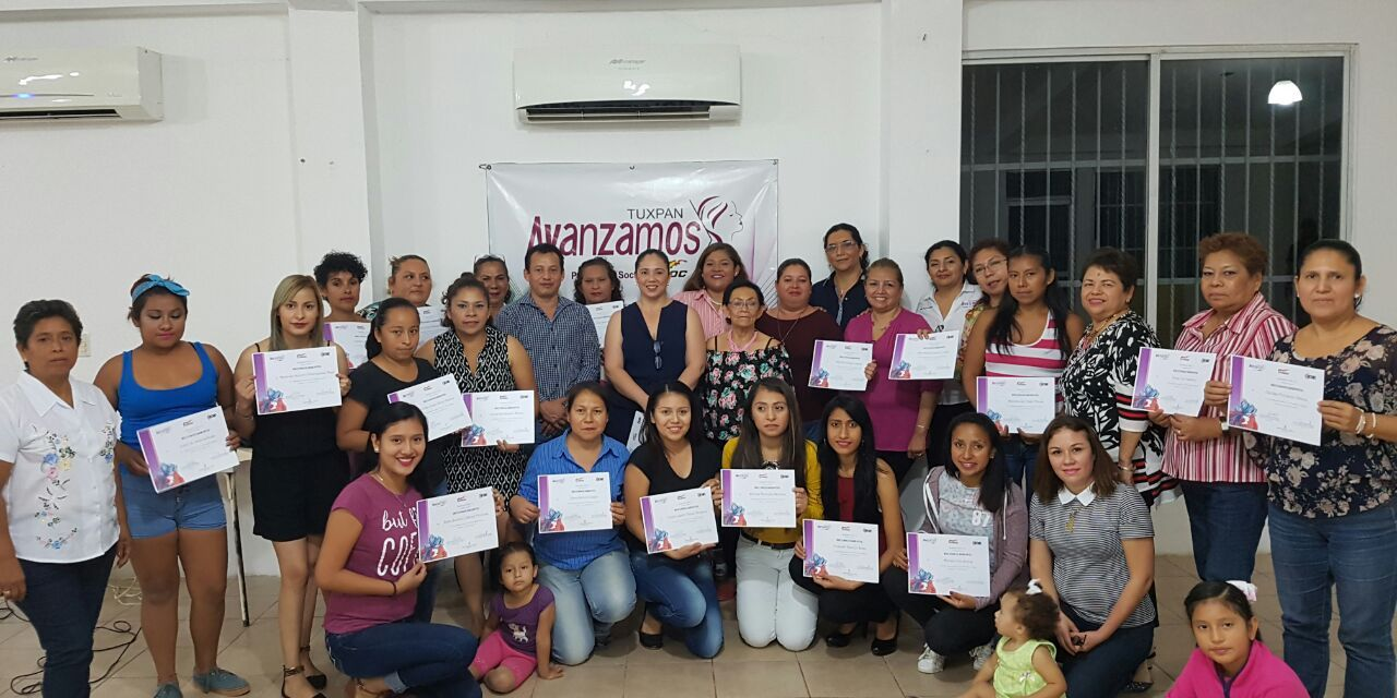 CROC capacita a mujeres  para el Autoempleo
