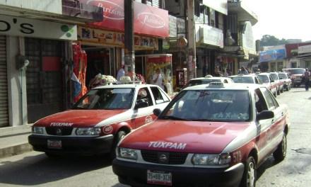 Taxistas piden más seguridad