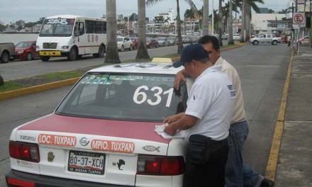 Taxistas piden facilidades para regularizarse
