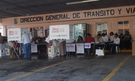 INE cuenta con el 100% de los lugares donde se ubicaran las Casillas Electorales