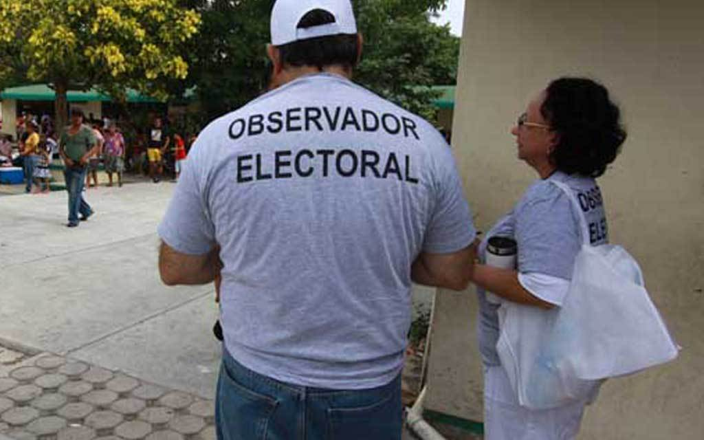Ciudadanos no están interesados en ser Observadores Electorales; INE