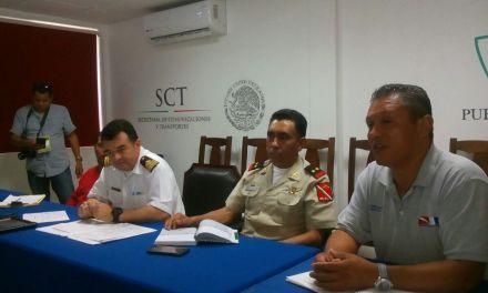 """Implementarán Operativo de Seguridad Marítima """"Semana Santa 2017"""""""
