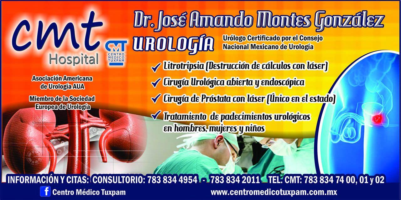 Dr. José Amando Montes González