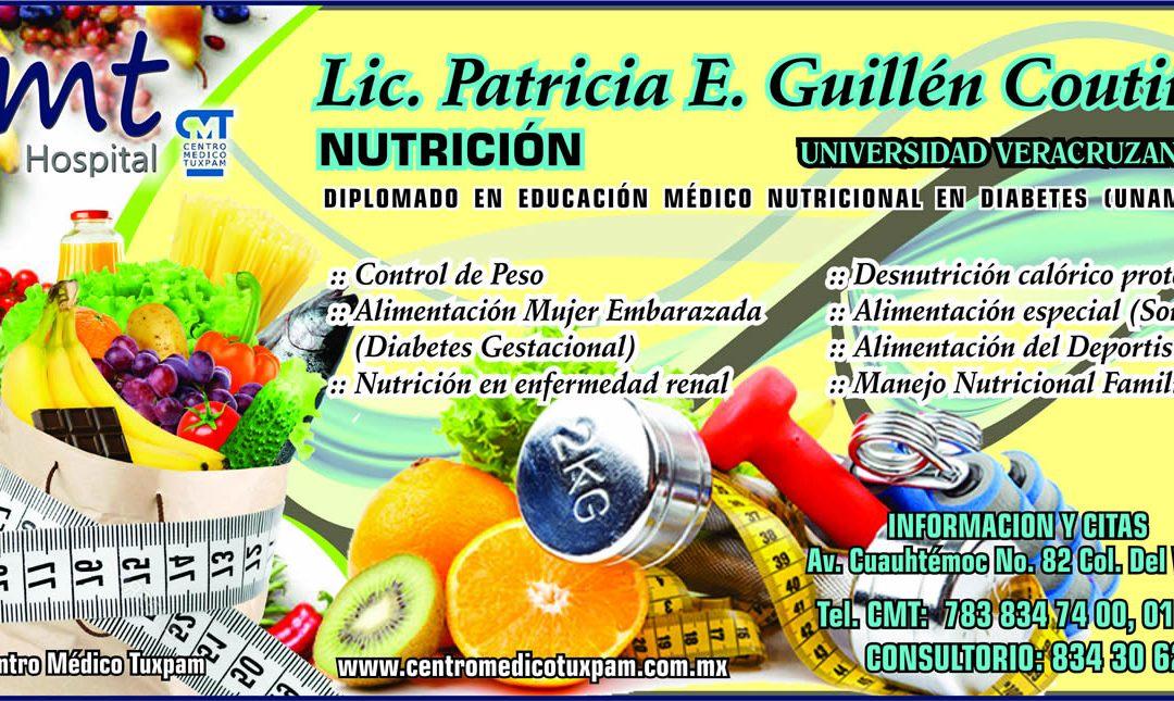 Lic. Patricia E. Guillen Coutiño