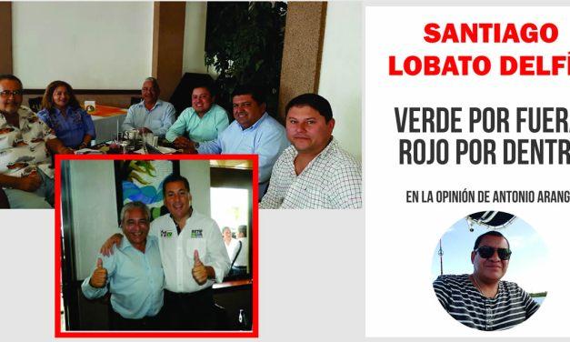 """Santiago Lobato Delfín Alias """"LA SANDIA"""""""