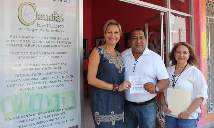 Logra DIF Tuxpan nuevos descuentos para adultos mayores con tarjeta de INAPAM