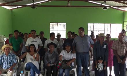 COMUNIDADES DE TUXPAN DEBEN SER ATENDIDAS DE INMEDIATO: ESTEBAN SALAS