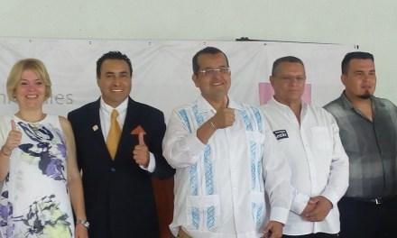 ESTEBAN SALAS JUAREZ, ABANDERADO DE NUEVA ALIANZA, CONVENCE EN EL DEBATE DEL OPLE Y SE POSICIONA COMO EL MEJOR CANDIDATO DE LA CONTINEDA
