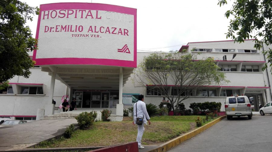Carencias no frenan operatividad del Hospital Civil de Tuxpan