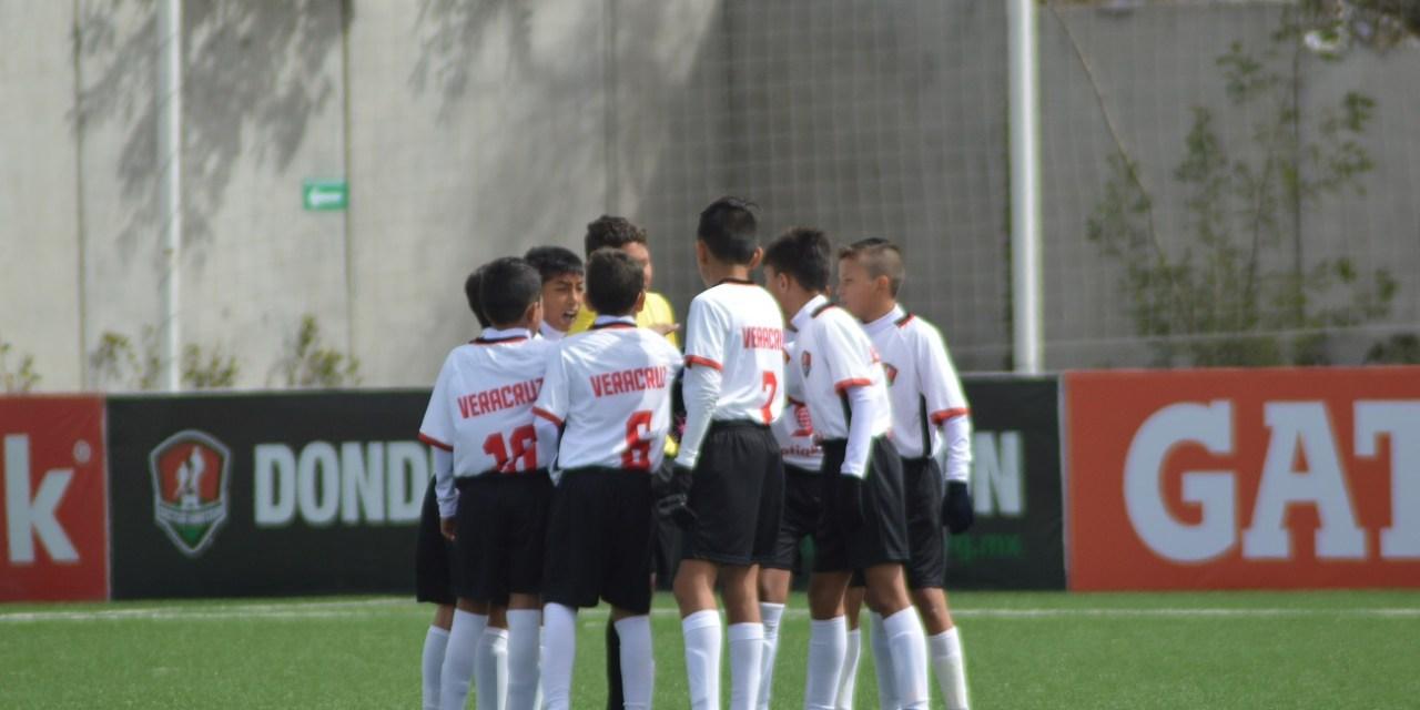 Veracruz doblega a Chihuahua 6 a 0, en Campeonato Nacional