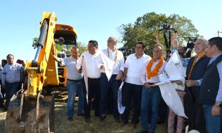 Gobernador cumple su palabra: Toño Aguilar
