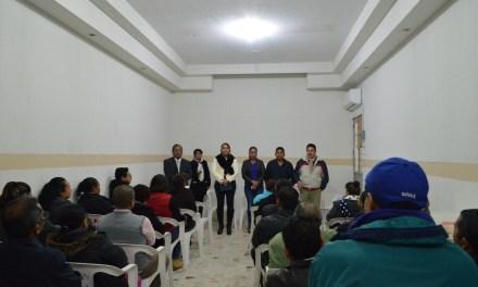 Mejores salarios, prestaciones y condiciones laborales para trabajadores sindicalizados: Citlali Medellín