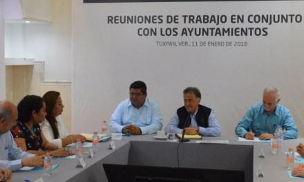 Citlali Medellín logra más obra y compromisos a beneficio de Tamiahua ante el Gobernador Miguel Ángel Yunes Linares