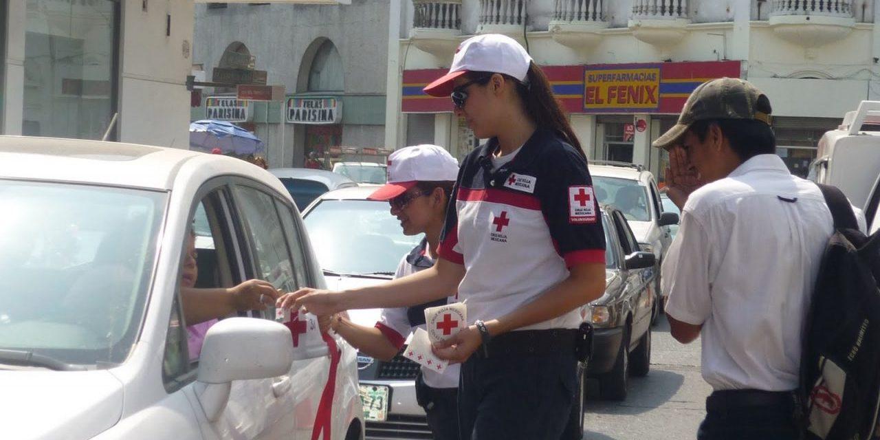 22 febrero arrancará Colecta Cruz Roja 2018