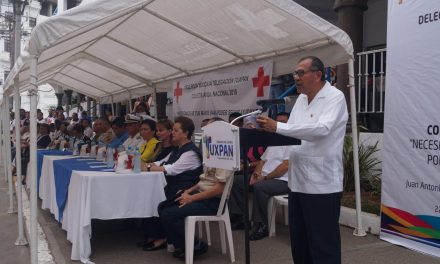 Arranca Colecta  2018 de la Cruz Roja,  la meta es recaudar 3 MDP