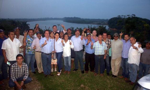 Más Apoyos para la Pesca en Cazones