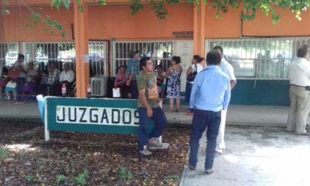 Juzgados no deben salir de Tuxpan