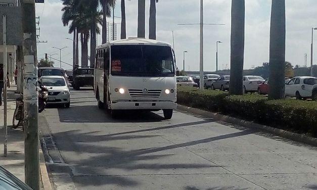 Transportistas al borde del colapso