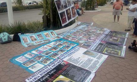 Sigue la búsqueda en Tuxpan de  desaparecidos