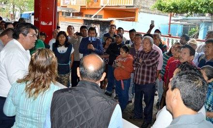 Toño Aguilar pone fin a deuda millonaria de locatarios del Héroes del 47