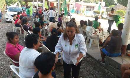 Presentará Maryanela Monroy iniciativas de ley para reactivar el campo