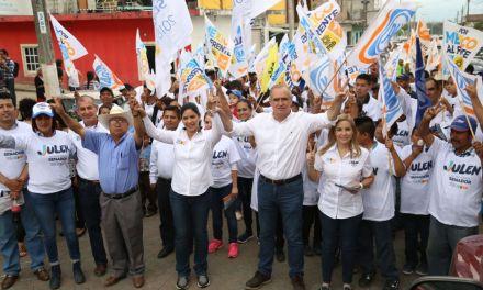 Por un futuro seguro para la niñez, Veracruz debe seguir con el cambio: Julen Rementería