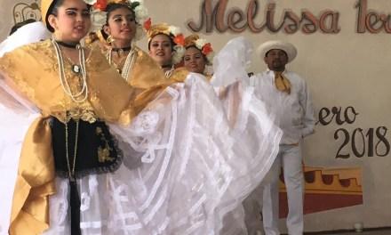 Destaca compañía folklórica de Tuxpan en concurso de Huapango Nacional