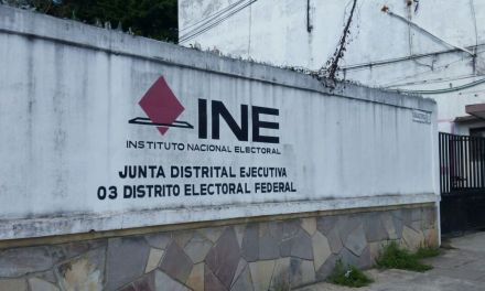 Arriba material electoral no custodiado