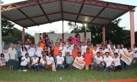 Una campaña exitosa nos dará el triunfo el próximo 1 de julio: Arturo Esquitín