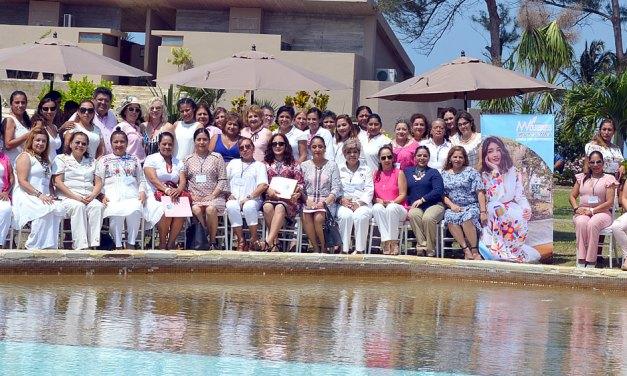 Mujeres tuxpeñas listas para enfrentar los retos