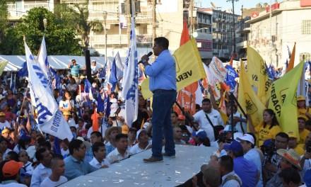 Seguiremos el cambio junto a Miguel Ángel Yunes Márquez: Clemente Campos