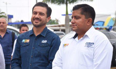 Con Miguel Ángel Yunes Márquez consolidaremos el distrito: Clemente Campos