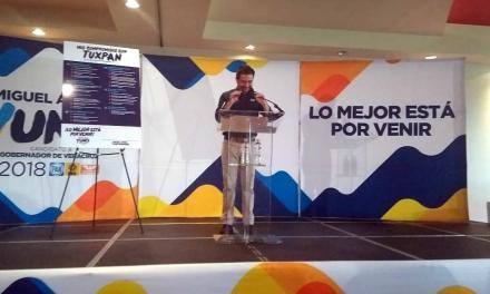 Garantizaré los derechos, inclusión y oportunidades para todas las personas con discapacidad: Miguel Ángel Yunes Márquez