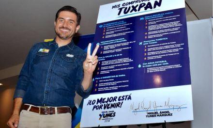 Construiremos un nuevo hospital para este municipio: Miguel Ángel Yunes Márquez