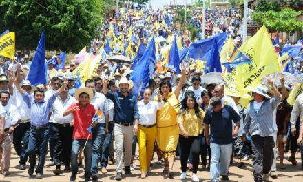 Miguel Ángel Yunes Márquez invita a los veracruzanos a votar por la experiencia y los resultados