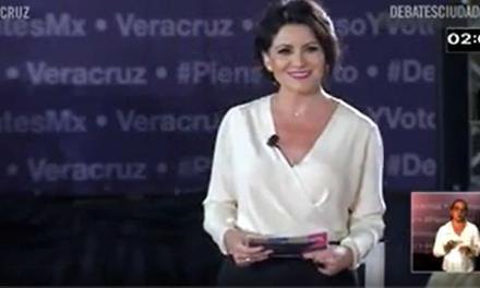 Miguel Ángel Yunes Márquez expone experiencia y conocimiento en Panel Ciudadano de COPARMEX
