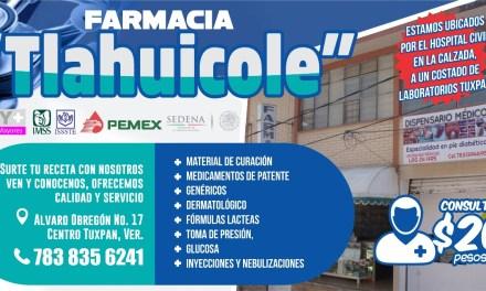 Farmacia Tlahuicole