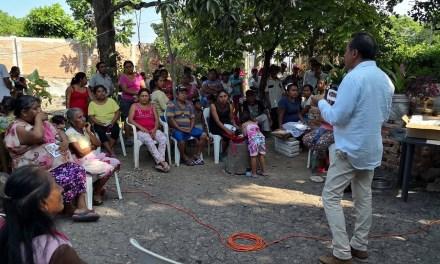 Hay que salir a votar: Rolando Núñez