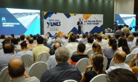 Construyendo el Porvenir: Yunes Márquez