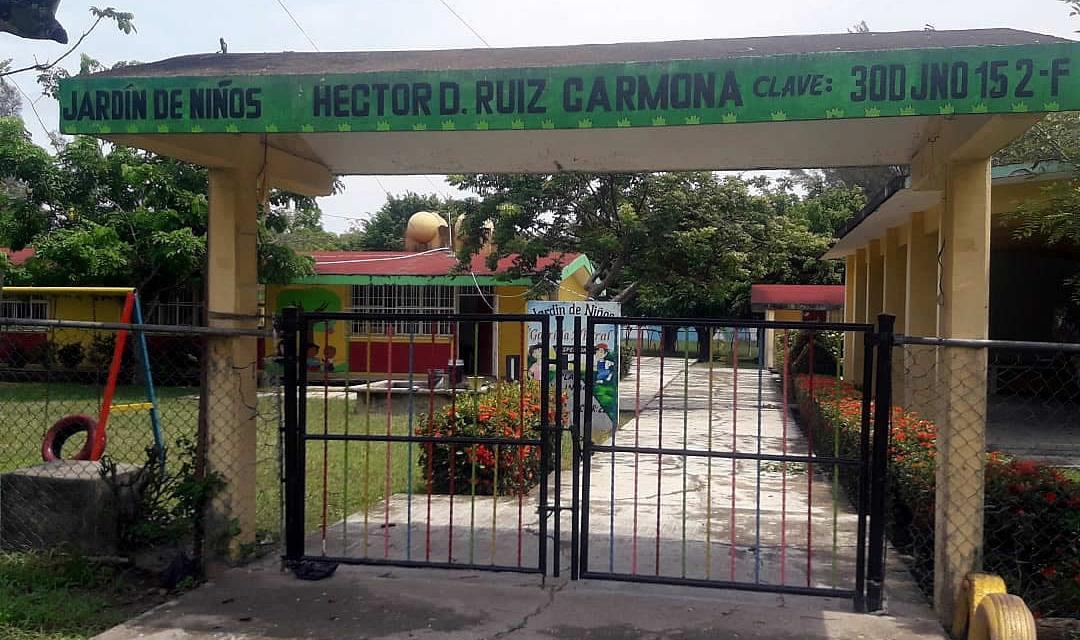 Roban en el Ruiz Carmona