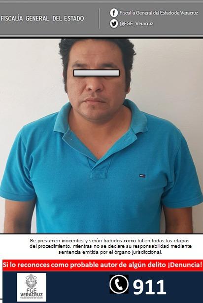 Vinculan a proceso a probable secuestrador, en Tuxpan