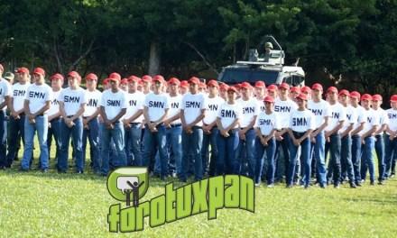 Exhortan a jóvenes cumplir con Servicio Militar Nacional