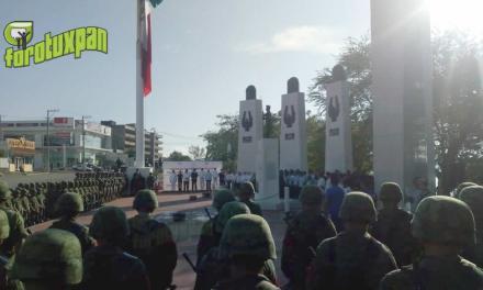 Ceremonia Conmemorativa al Día de los Niños Héroes por SEDENA