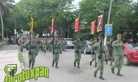 SEDENA Se Prepara Para el Desfile del 16 de Septiembre