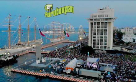 ¡Más de cien mil personas vinieron a disfrutar del Festival Velas Veracruz 2018!