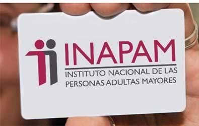 Entrega masiva de tarjetas de Inapam