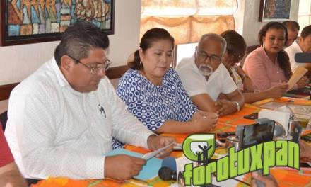 Toño Aguilar da a conocer cambios para una nueva etapa de gobierno