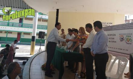 Entrega-Recepción de Supervisión Escolar 006 Tuxpan