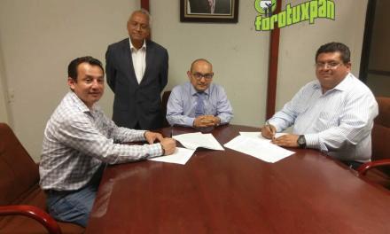 Gobierno municipal y sindicato de trabajadores municipales pactan acuerdos